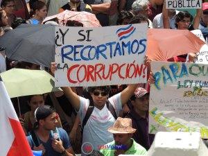 proteste costa rica
