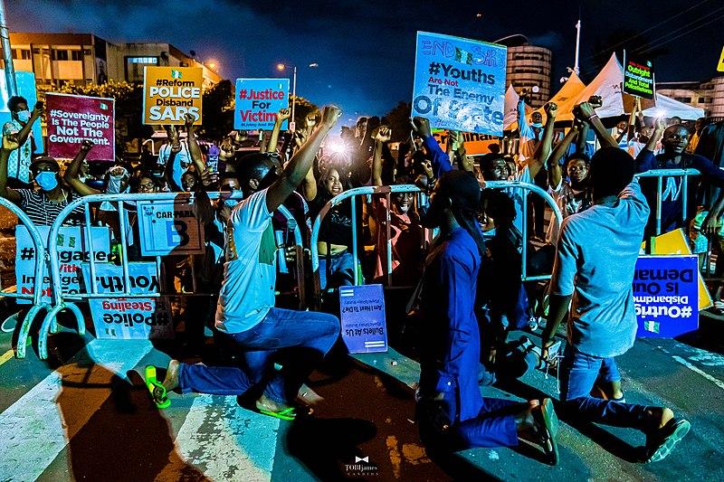 Proteste per #endsars