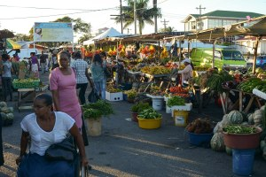 L'Altra America: Guyana
