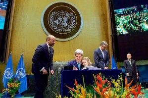 John Kerry e la nuova politica climatica degli USA