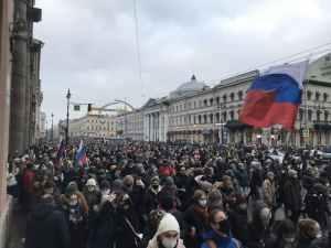 Le proteste del 23 gennaio in Russia e il ritorno di Naval'niy