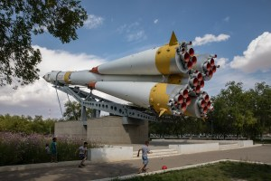 Cosmodromo di Bajkonur