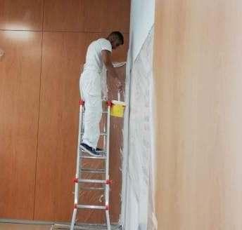 Pintores en Villaverde