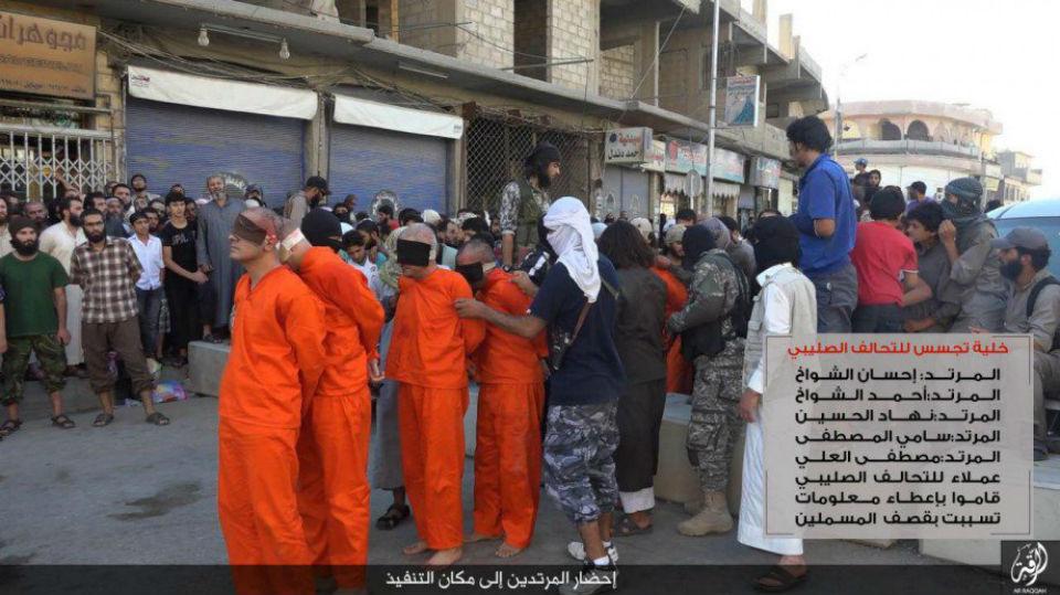 isis asesinato al shabab