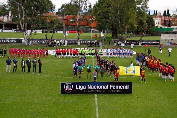 Liga Futbol Femenil
