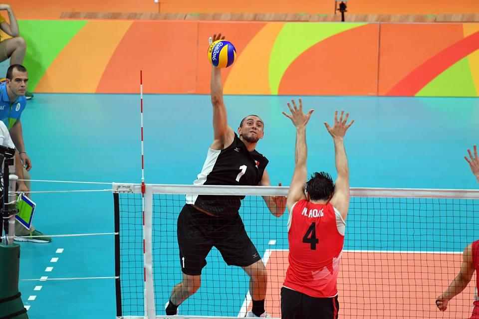 Voleibol partido