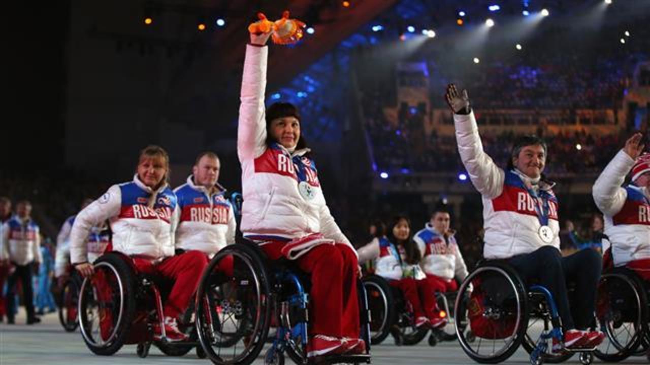 Rusia Juegos Paralímpicos Rio 2016 Brasil