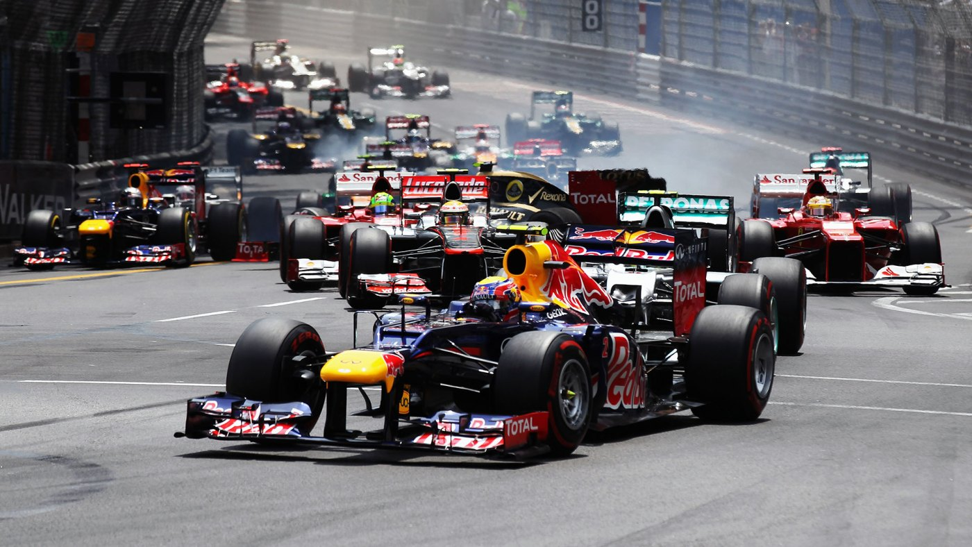 Fórmula 1 venta
