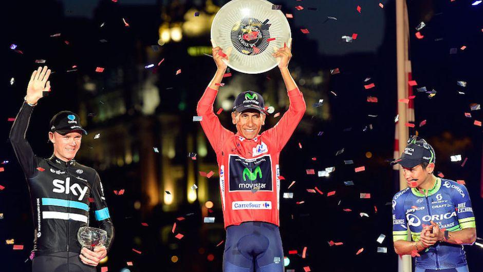 Nairo Quintana Colombia Vuelta España
