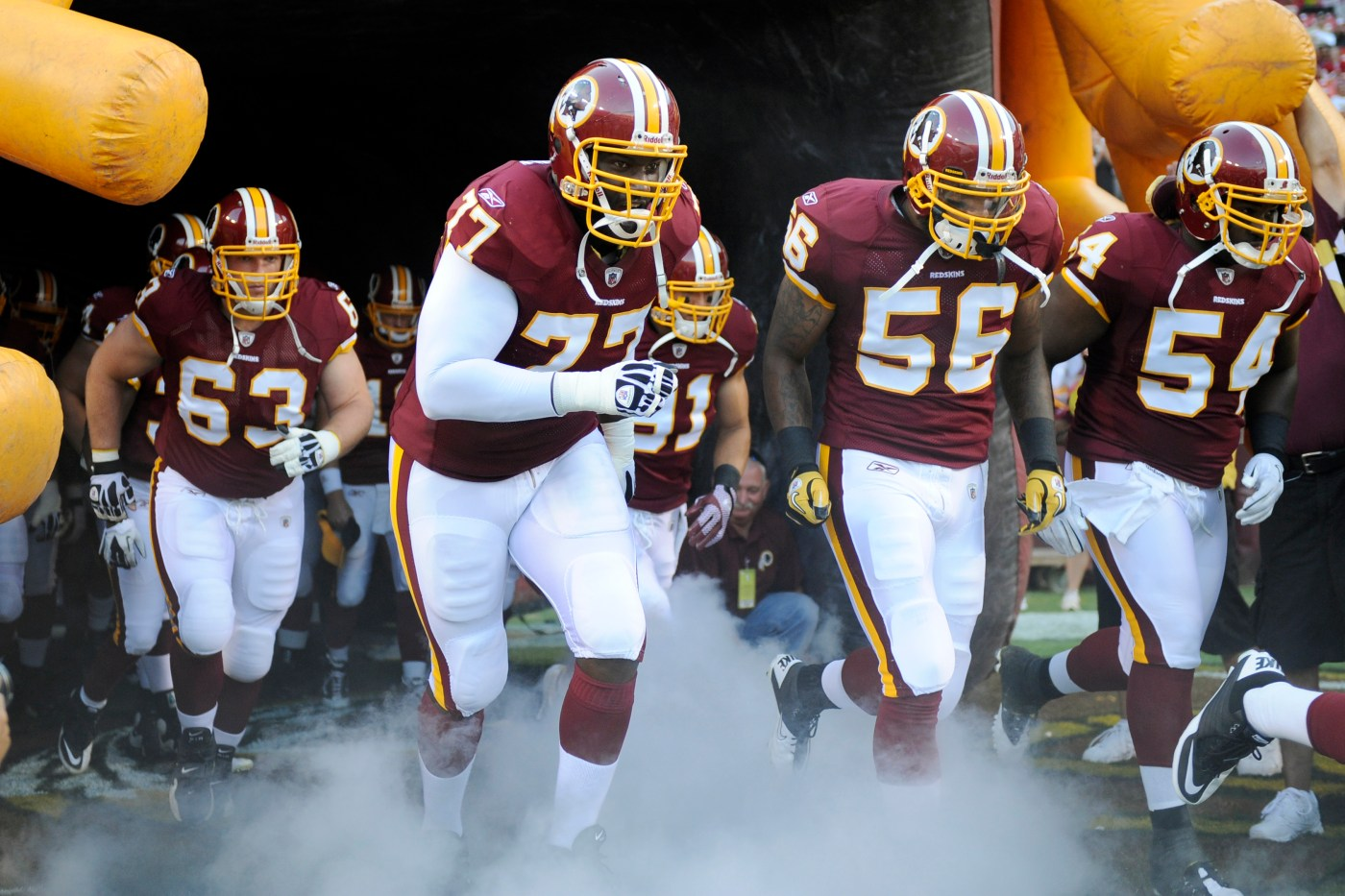 Redskins