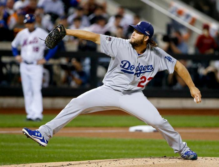 NLDS Dodgers Meball