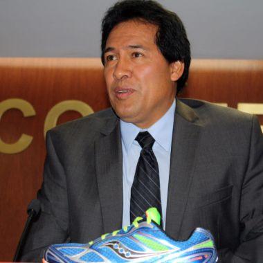 Antonio Lozano Pineda es detenido por desvió de recursos en el atletismo