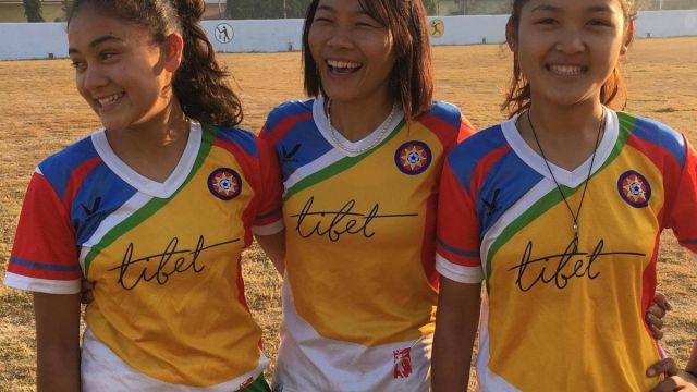 Tibet Women's Soccer visas Estados Unidos