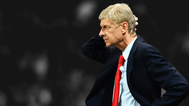 Arsene Wenger Arsenal pesadillas