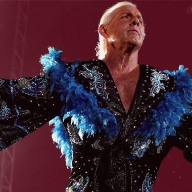 Ric Flair Ídolo WWE