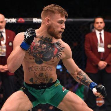 Conor McGregor actuación Hollywood