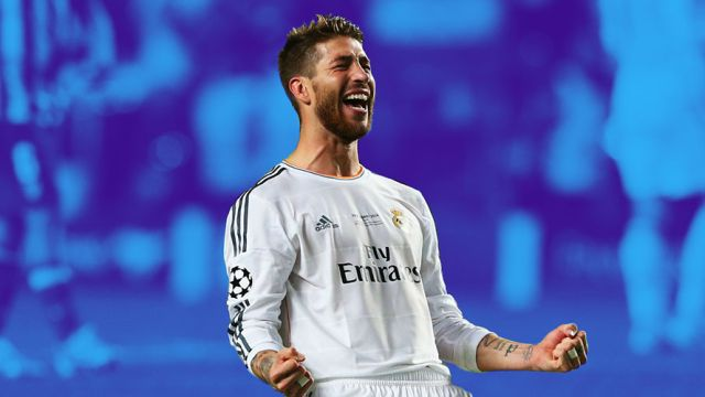Sergio Ramos arma doble Real Madrid