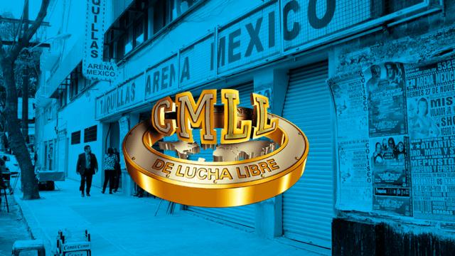 Lucha Libre arena México Coliseo Juan de la Barrera