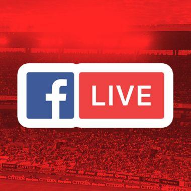 Facebook Live mantiene vivas las divisiones inferiores