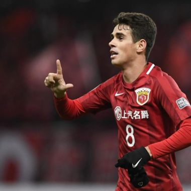 Oscar penales Shanghai Champions