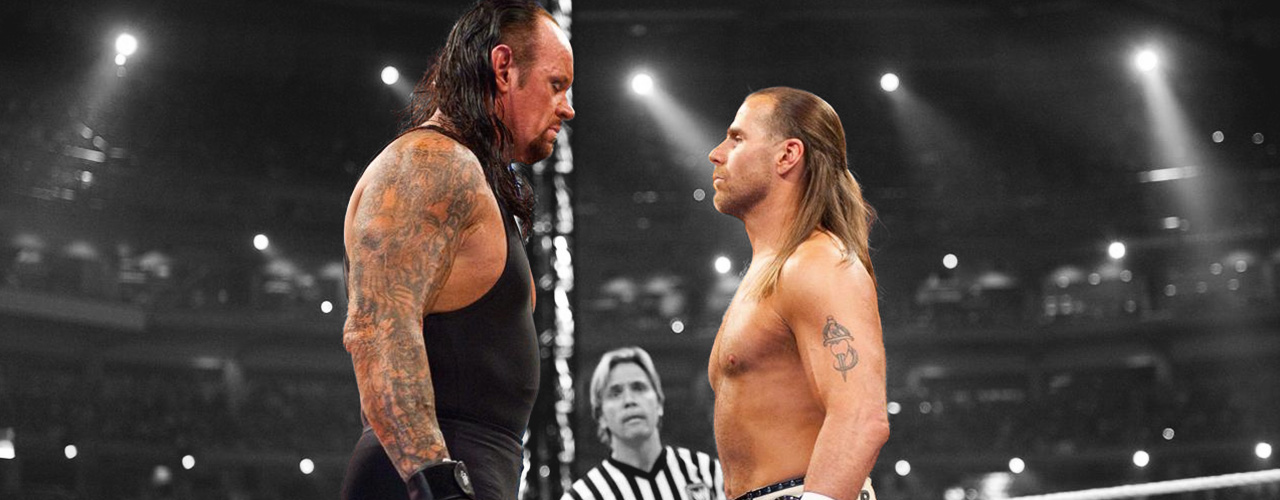 Wrestlemania Luchas inmortales