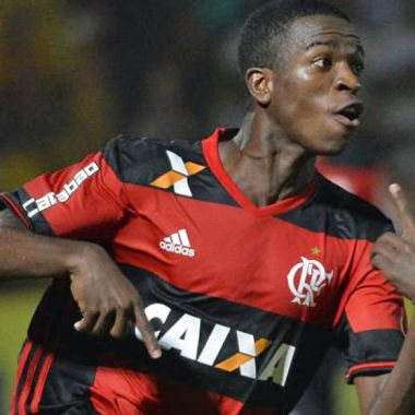 Vinicius Junior Flamengo Real Madrid