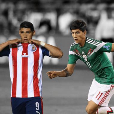 Chivas Selección Mexicana Tigres Final Clausura 2017