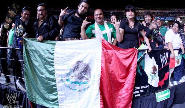 SmackDown México WWE Diciembre