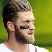 Washington Nationals equipo Bryce Harper esperanza ciudad capital