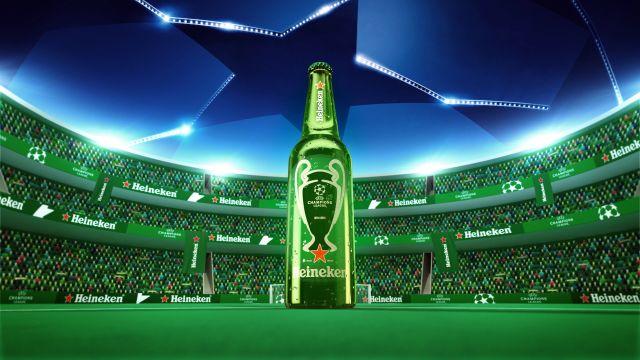 Heineken Champions League México Trabajo