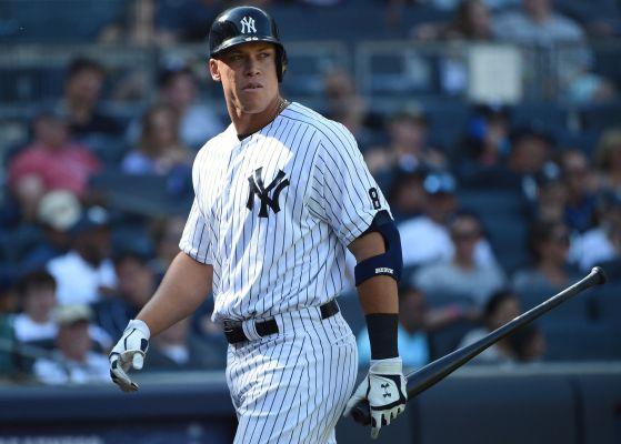 Aaron Judge Yankees Gafas entrevista
