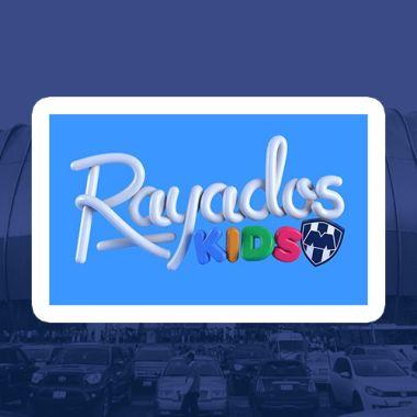 Rayados Kids: los títeres ya alinean con el Monterrey