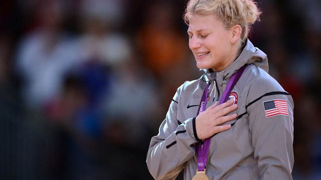Kayla Harrison MMA Judo Juegos Olímpicos Estados Unidos Artes Marciales Mixtas