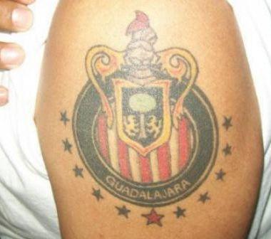 Tatuajes Chivas Campeonato Estrella