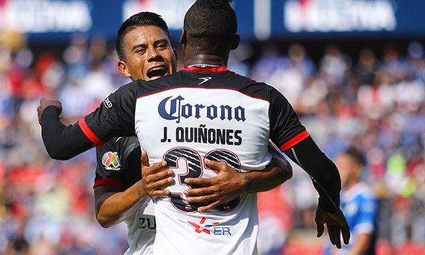 Jornada 2, Liga MX, goles, atajadas, jugadas de fantasía, Lobos Buap, Cruz Azul