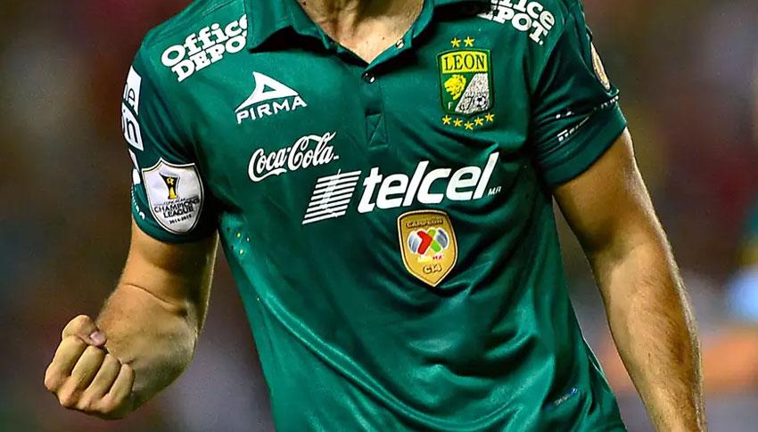 Jugador León Irving Enríquez Getafe España
