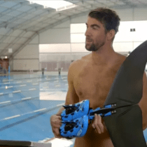 Michael Phelps Discovery Channel Tiburón olímpico