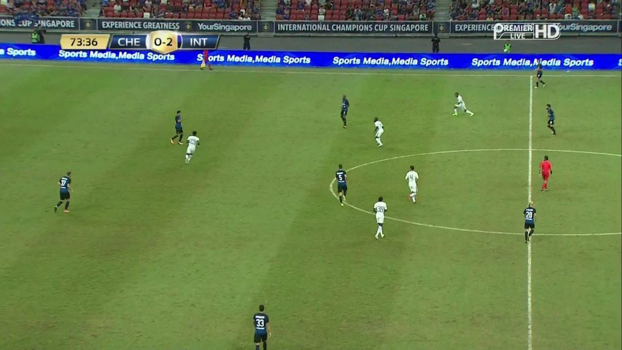 International Champions Cup, autogol, Geoffrey Kondogbia, Inter de Milán, video, Singapur, el mejor, redes sociales