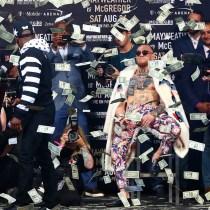 Mayweather, McGregor, Bad Lip Reading, pelea