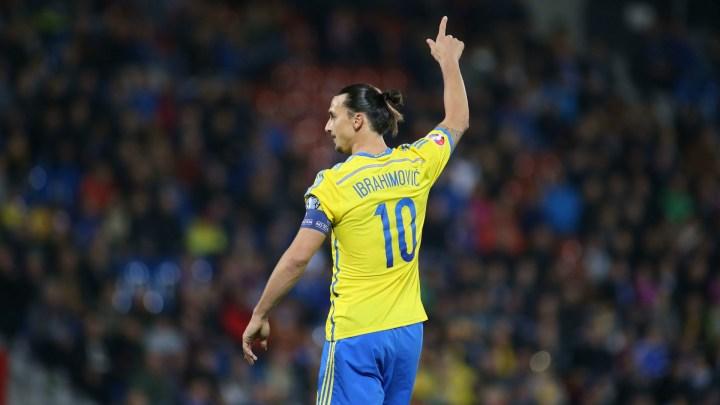 Zlatan Ibrahimovic Billete Suecia Homenaje Instagram