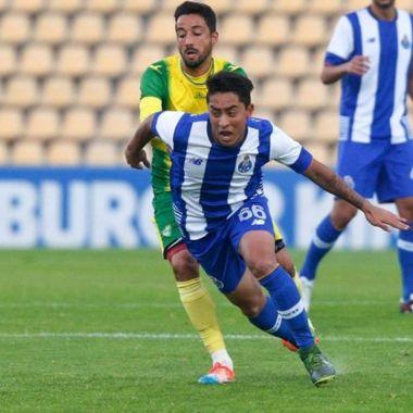 Omar Govea, Porto B, Belgica, Bélgica, América, America, 2017, mexicano, futbol