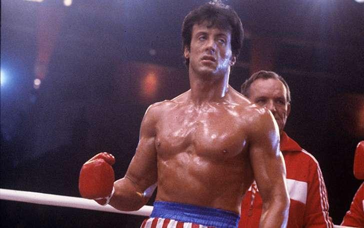 Sylvester Stallone sube foto de Rocky golpeando a Conor ...