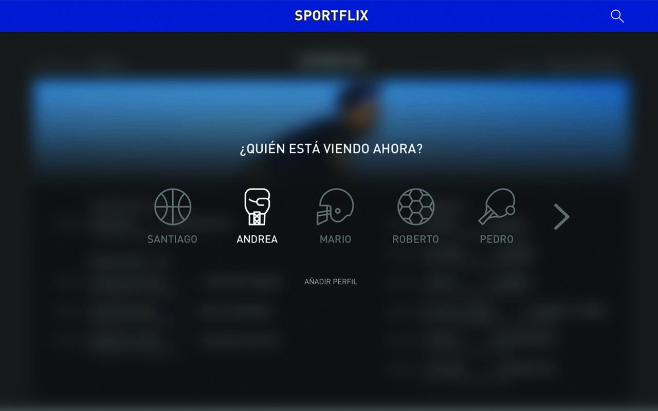 Netflix, Deportes, Sportflix, Eventos deportivos, Todos los deportes, en vivo, México, Agosto, suscripción mensual