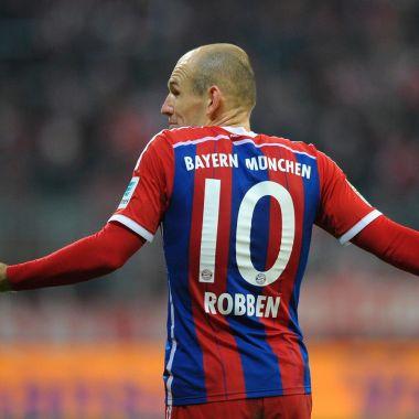 Arjen Robben, Clavado, Bundesliga, Bayern Munich, Mexico, Mundial 2014, Werder Bremen