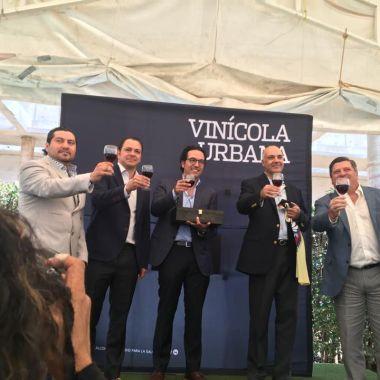América copas vinos video Águilas Vinícola Urbana