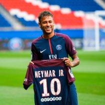 Neymar París PSG presentado Video locura