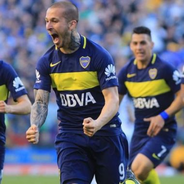 Boca Juniors cinturón WWE Triple H