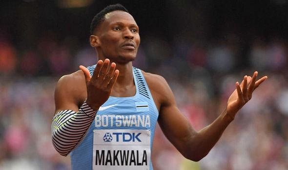 Campeonato Mundial Atletismo Gastroenteritis atletas afectados