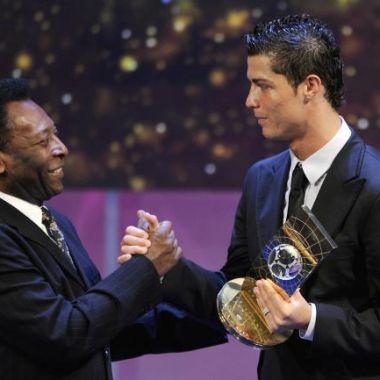 Cristiano Ronaldo Portugal hat-trick Supera Pelé
