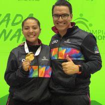 Falta de recursos Seleccionados Conade atletas Verónica Domínguez